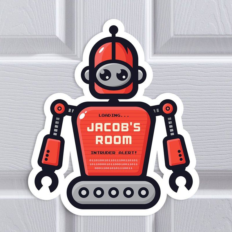 Bedroom Robot live preview