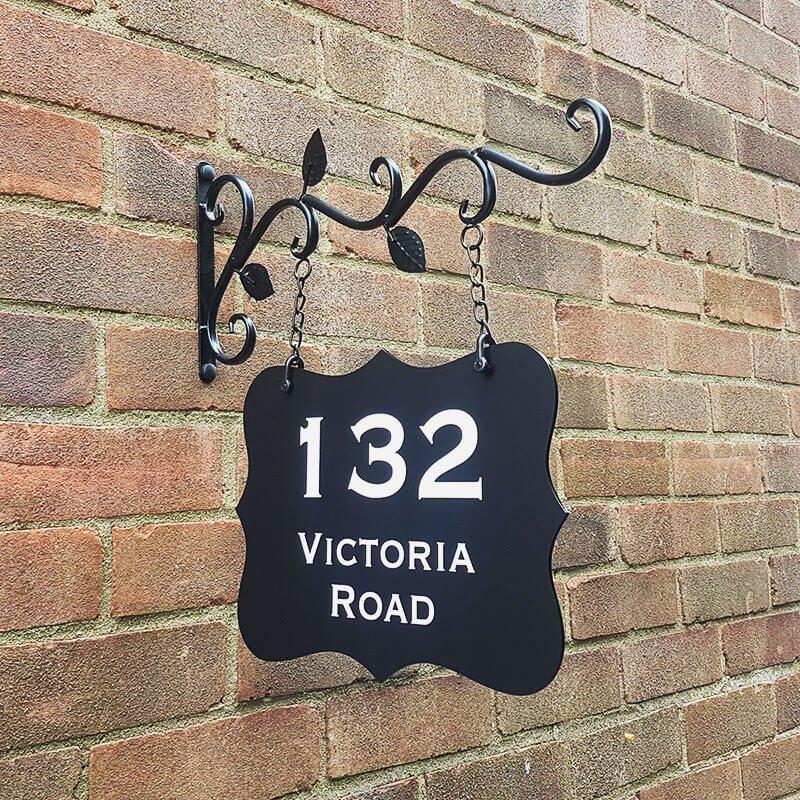Bedford Hanging Sign