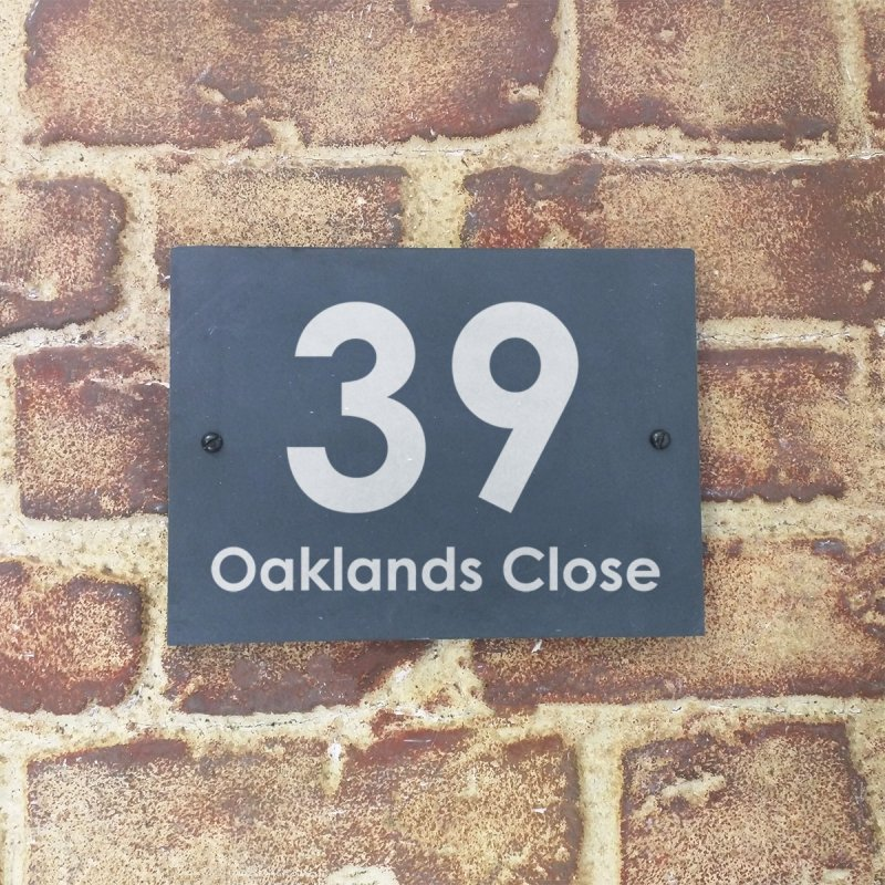 Oaklands Slate live preview