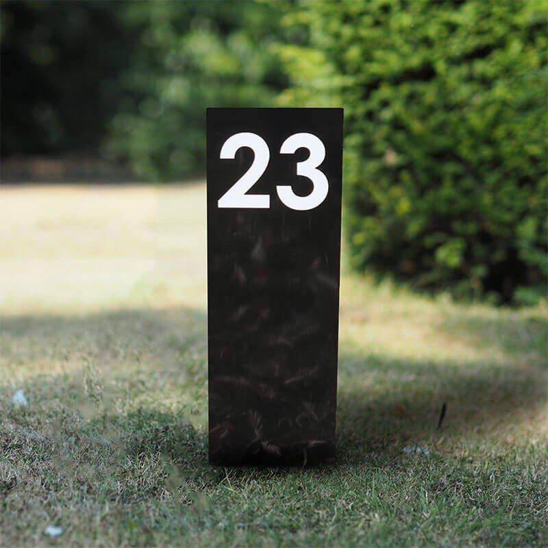 Obelisk Spike Sign