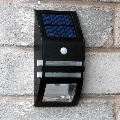 Motion Sensor Outdoor Solar Light