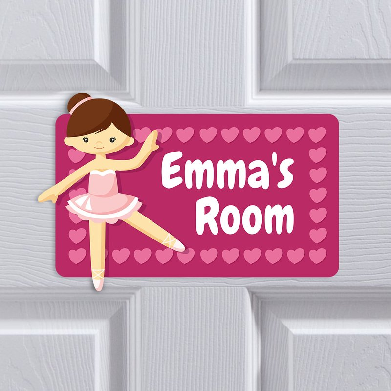 Bedroom Ballerina