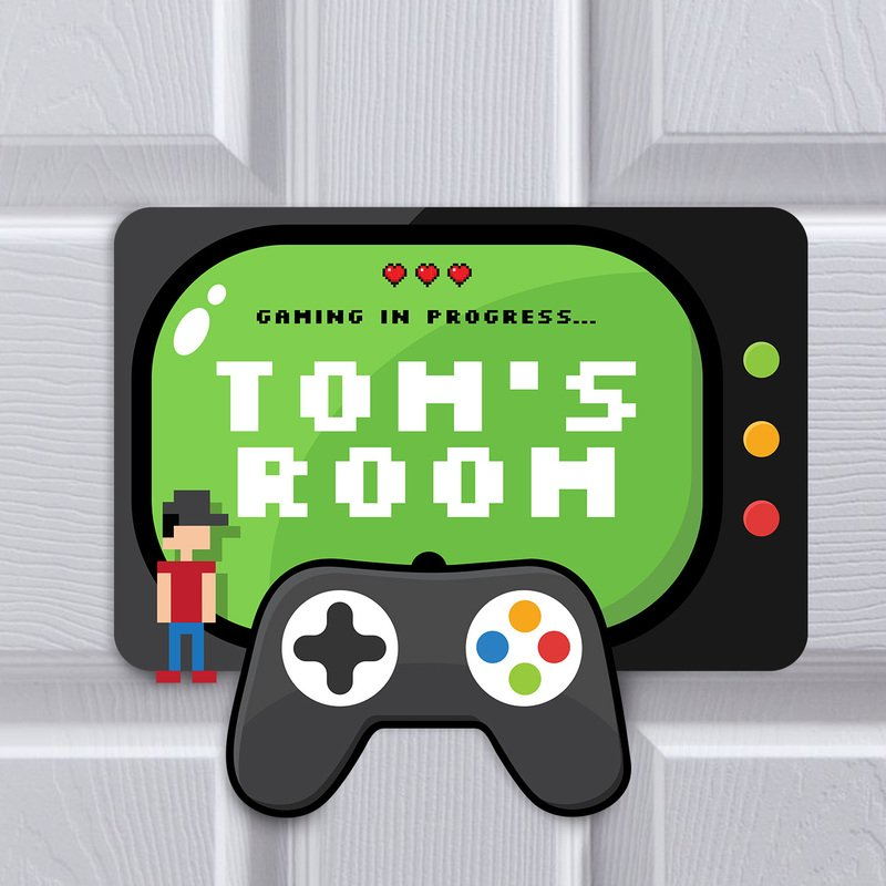 Bedroom Gamepad live preview