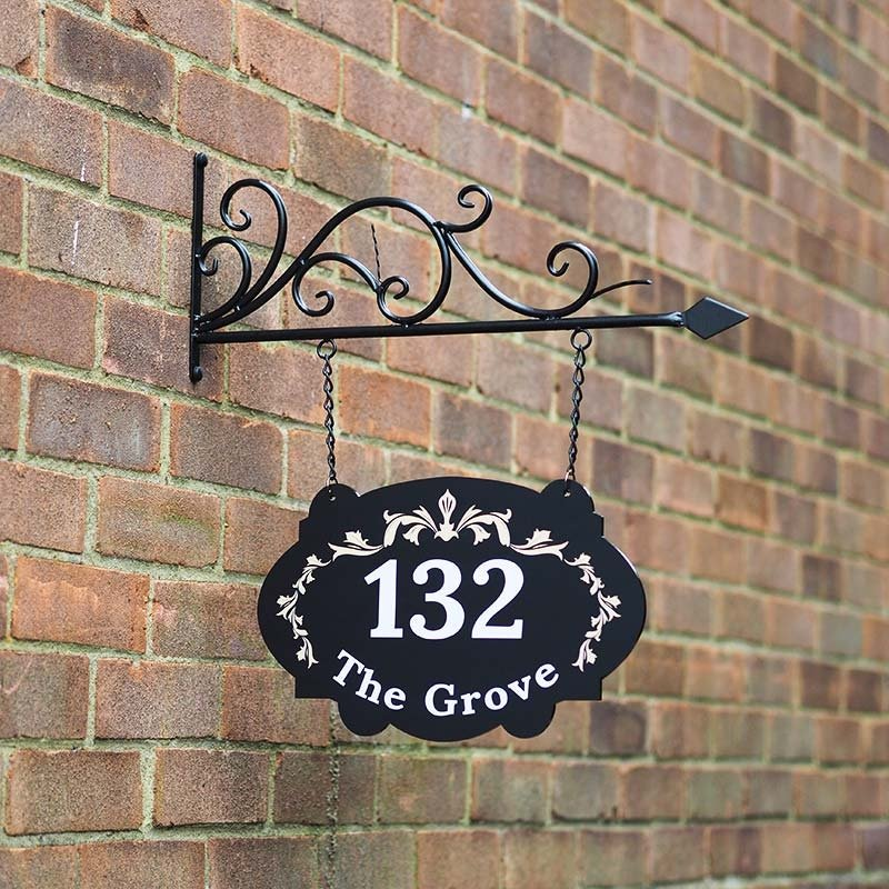 Grove Hanging Sign