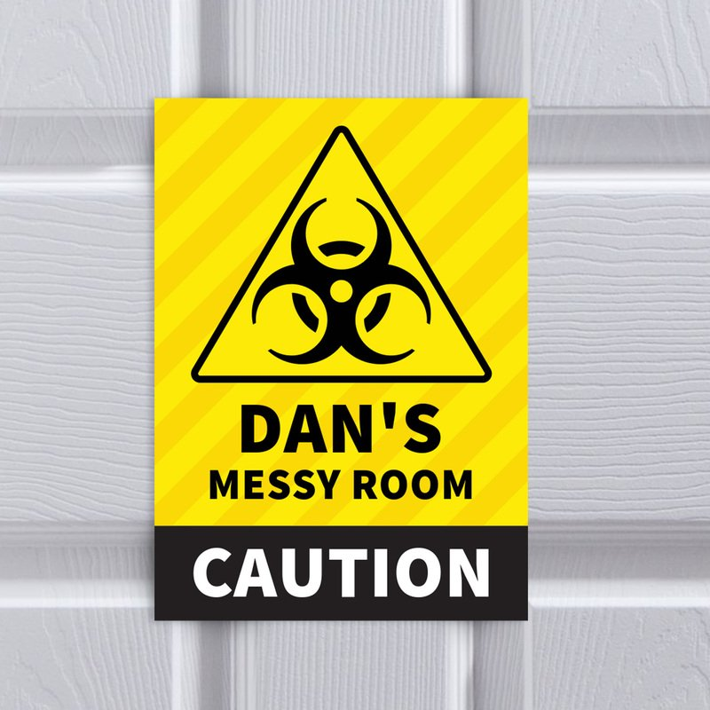 Bedroom Biohazard