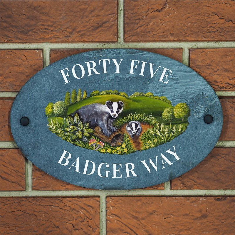 Badger Way live preview