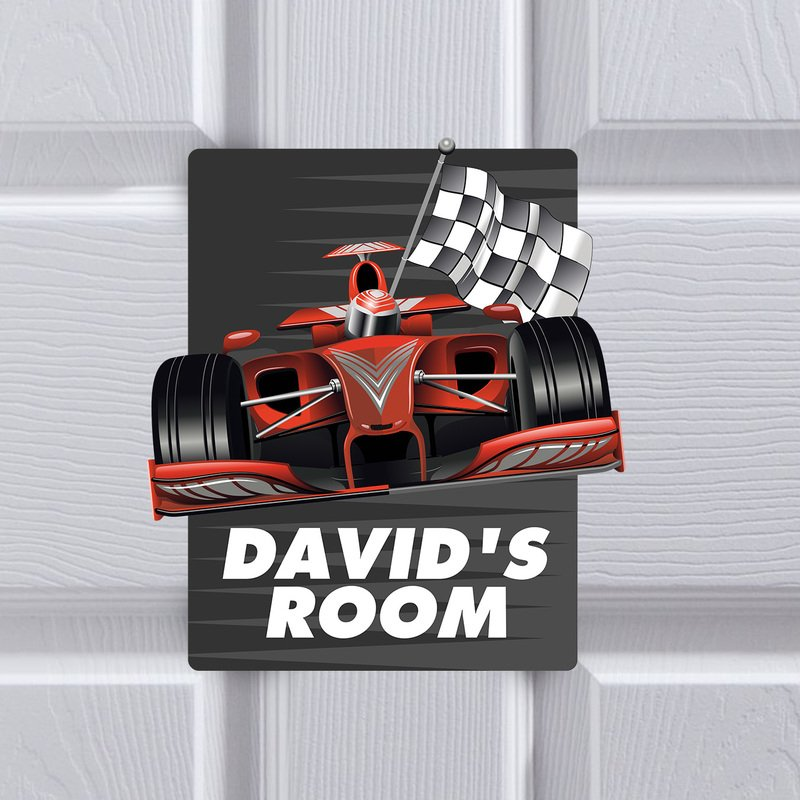 Bedroom Racing Car live preview