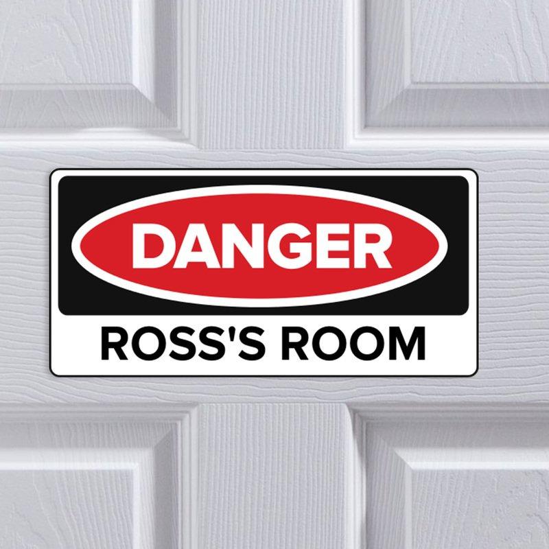 Bedroom Danger