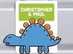 Bedroom Dinosaur