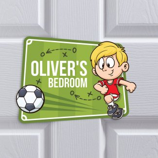 Bedroom Footballer