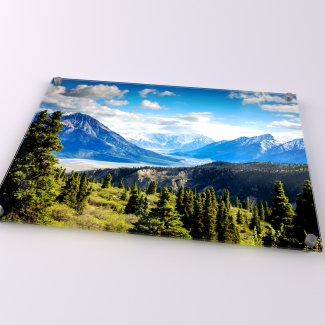 Mountain Scene Acrylic Print - Available in A1-A4