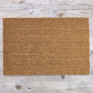 Natural Coir Rectangular Door Mat