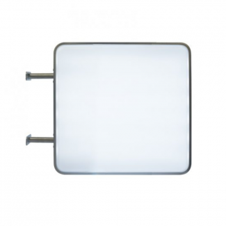 Square Projecting LED Lightbox 55cm