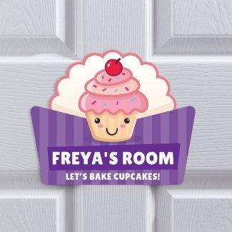 Bedroom Cupcake