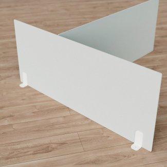 White Desk Division Panel