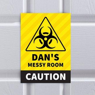 Bedroom Biohazard