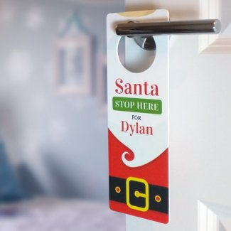 Santa's Beard Door Hanger