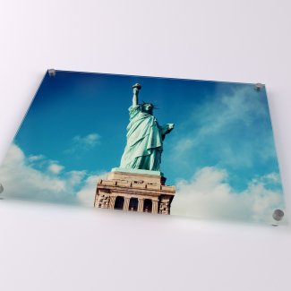 Statue of Liberty Front On