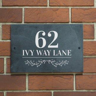Ivy Way Slate Honed