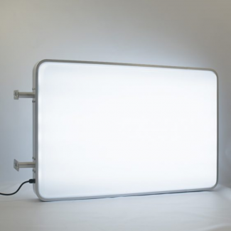 Rectangle Projecting LED Lightbox 60x90cm