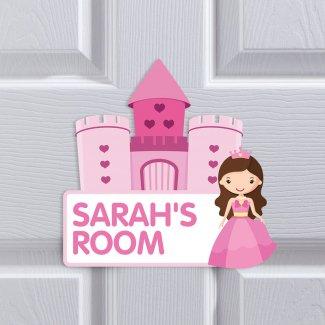 Bedroom Door Signs Children S Personalised Door Signs From 5 99