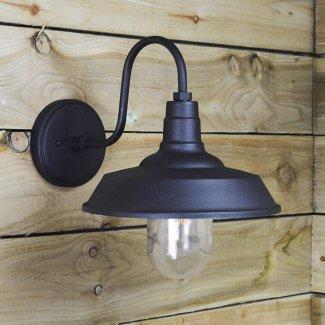Swan Neck Vintage Wall Lantern Light