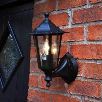 Victorian Style Wall Lantern Light