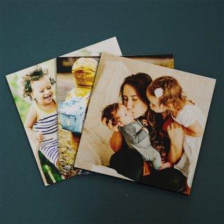 Wooden Photo Plaque